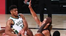 NBA roundup: Bucks rally vs. Heat, claim East's top seed