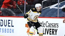 NHL Playoff Buzzer: Bruins tie series, Hurricanes and Avalanche take leads