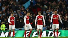 Gary Neville blasts 'spineless' Arsenal players during League Cup final loss