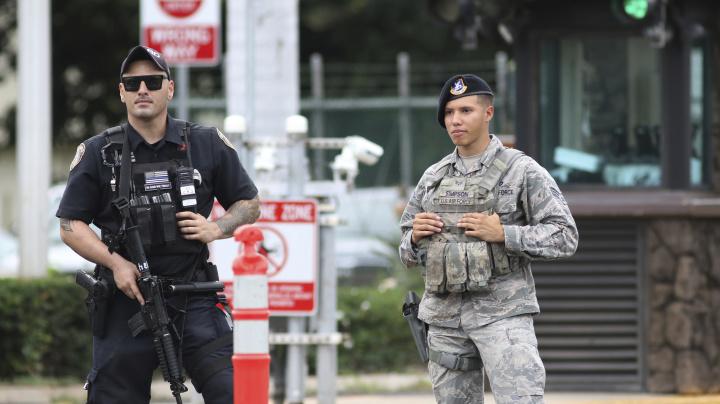 3 dead, including gunman, in Pearl Harbor shooting