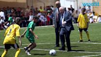 US Soccer Sides With Justice Department Seeks To Oust FIFA President