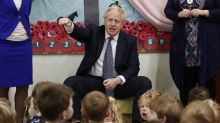 Boris Johnson refuses to answer question about his children