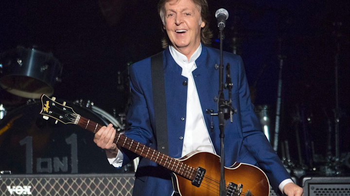 'I don't want to hold George's hand': Sir Paul McCartney reflects on last meeting with Harrison