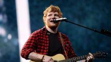 Dame Judi Dench's grandson mistaken for Ed Sheeran at concert