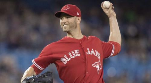 Blue Jays, MLB, J.A. Happ, Toronto Blue Jays,
