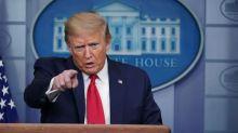 """""""Il a gagné..."""" : Trump évoque, dans un tweet, la victoire de Biden"""
