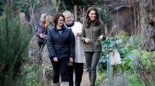 Duchess of Cambridge dresses down for 2019 return to work