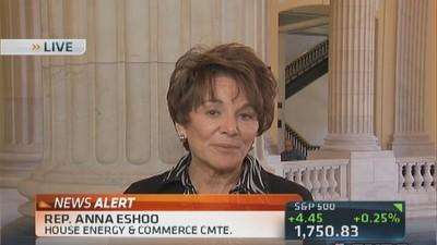 Unexpected volume excuse 'doesn't fly': Rep. Eshoo