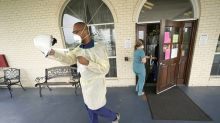 Trump allies put unproven virus drug to work in Texas