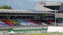 McLaren first on track as F1 season finally starts