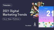 Falcon.io Releases 2021 Digital Marketing Trends Handbook, Uncovering Key Industry Developments