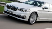 BMW Shifts Past German Rivals' Diesel Woes With Electric Push