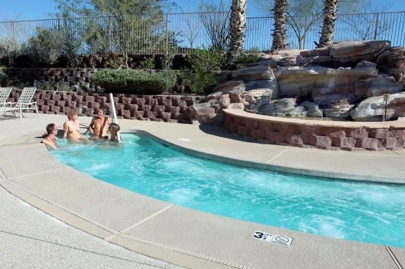 """<p> Set in 30 acres in Arizona, Mira Vista (<a href=""""http://www.miravistaresort.com"""">miravistaresort.com</a>) is a beautiful clothing-optional destination with breathtaking views and plenty of historical charm. A guest ranch for over 100 years, it boasts original, luxurious guest rooms and suites, plus space for caravans. Amenities include two pools, two spas, a full-service restaurant and bar, tennis courts, fitness centre, games room and on-site massage. The resort is private and secluded but just three miles from the main interstate highway. Children welcome.</p>"""