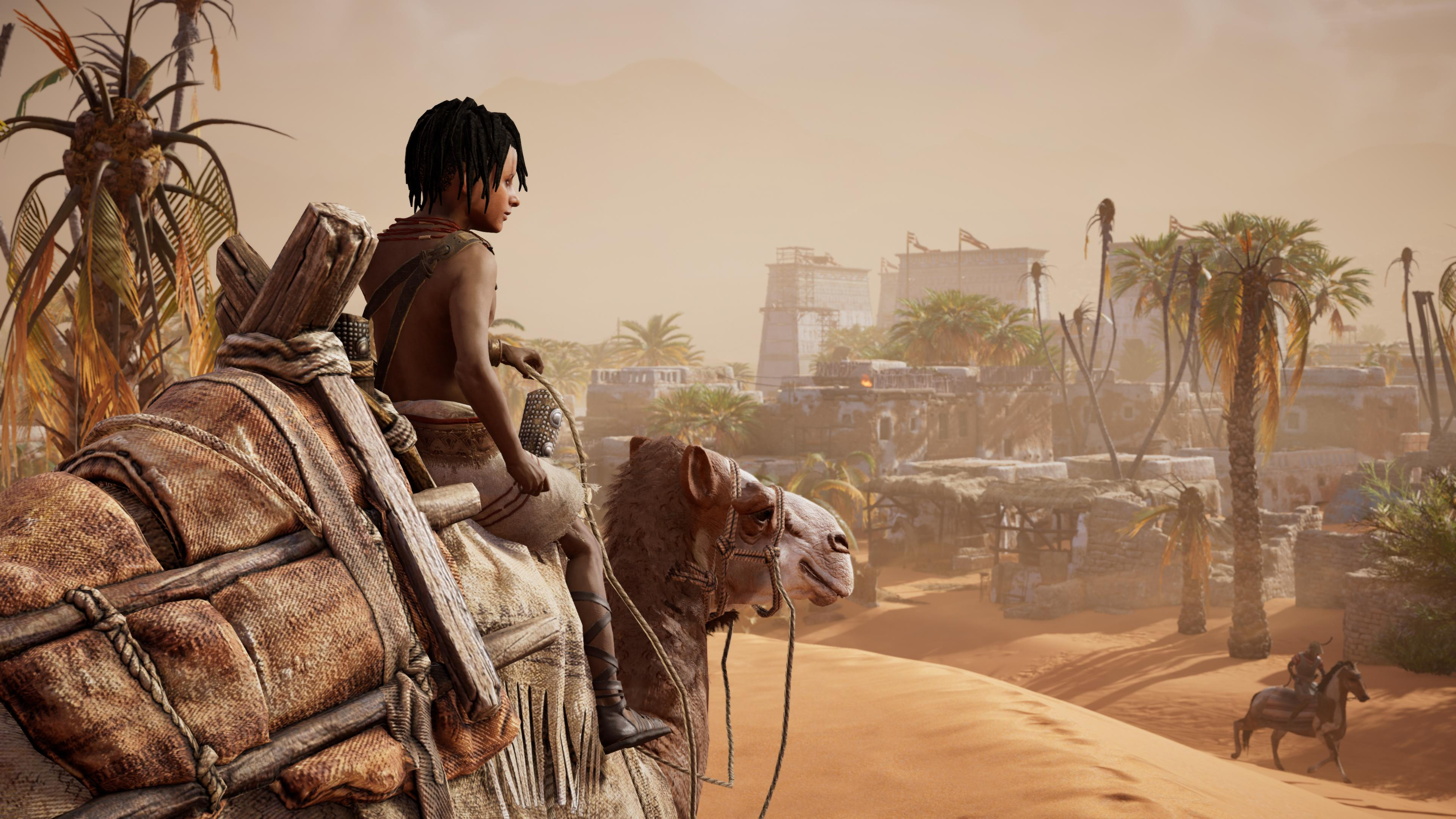 discovery tour mode of assassins creed origins ubisoft - HD 3840×2160