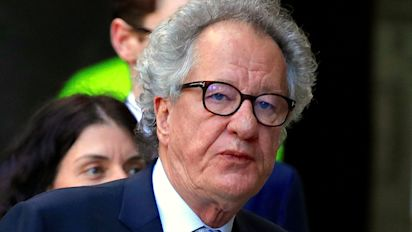 Geoffrey Rush accused of sexual misconduct