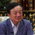 """There is """"no way the US can crush"""" Huawei, says boss"""