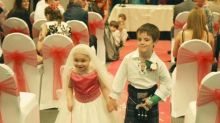 5-Year-Old With Cancer 'Marries' Her Best Friend