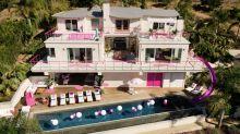 Sonho de criança: agora você pode alugar a mansão da Barbie em Los Angeles