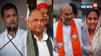 Lok Sabha Election Phase 3: Rahul Gandhi, Amit Shah Among Other Key Candidates in Fray