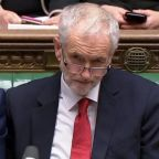Jeremy Corbyn's no confidence vote bid backfires as Labour's Brexit policy is branded a 'pantomime'