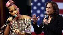 Amanda Seales on Kamala Harris saying America isn't racist: 'She embarrassed everyone who supported her'