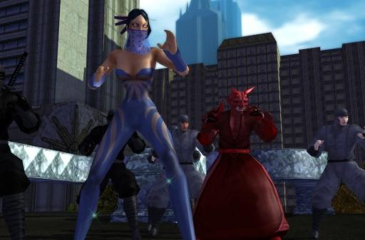 City of Heroes offers a new developer diary on the alignment system