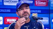 Enderson diz que Cruzeiro pode ficar até 10 rodadas fora do G4 na Série B