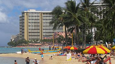 Tourist: Hawaii Weather Threat 'a Little Scary'