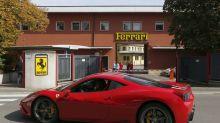 Ferrari to gradually restart operations from Monday