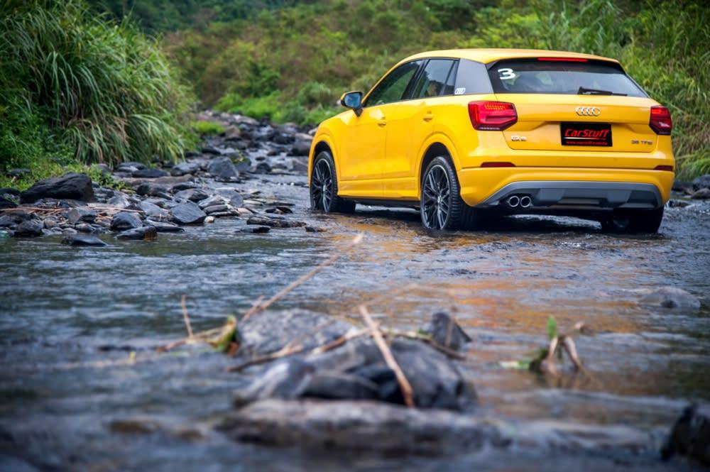 Audi Taiwan針對預購車主提供早鳥優惠,限量150輛贈送車道變換輔助系統、Pre Sense Basic預警式安全防護、倒車攝影機與電動收折後視鏡等配備,配備水準更加全面