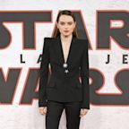 All the 'Star Wars' References in Daisy Ridley's Press Tour Wardrobe
