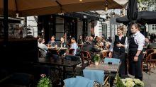 Cafes open in Denmark as COVID-19 restrictions loosen