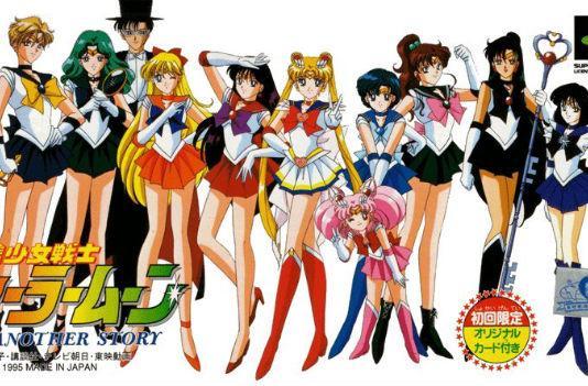 Joystiq Streams: The Sailor Moon Super Nintendo RPG time forgot [UPDATE: Relive the stream!]
