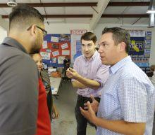 Democrat Harder upsets California GOP US Rep. Denham