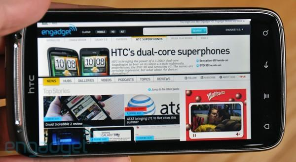 HTC sales in May reached $1.42 billion, more than double last year's total