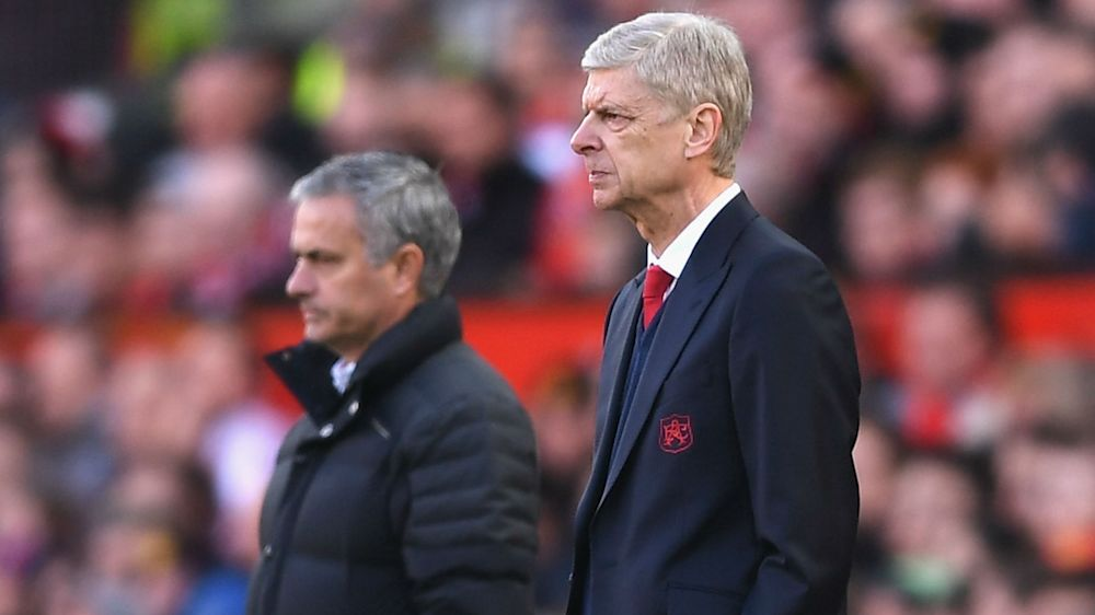 Wenger not waiting for Mourinho's parked bus