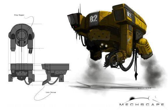 New details surface about MechScape