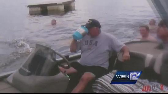 West Allis man jumps in lake to save dog, drowns