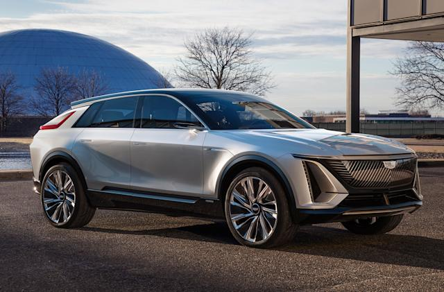 About 150 Cadillac dealers would rather leave the brand than sell EVs