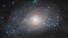 """El telescopio Hubble identificó una galaxia en el """"lado oscuro"""" del Universo"""