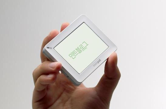 Mintpass' tiny Mintpad brings handwriting back from the 20th century