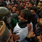 Indian forces lock down Kashmir city, hold leaders to stifle protests