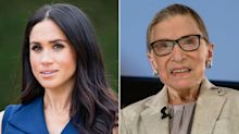 Meghan Markle Says 'Justice of Courage' Ruth Bader Ginsburg Was a 'True Inspiration to Me'