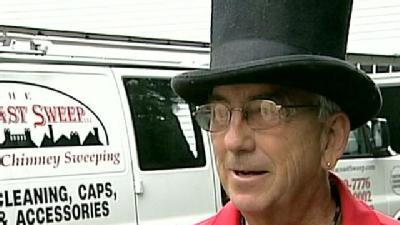 Chimney Sweep Gets White House Job