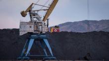 North Korean coal piles up as Russian product sails away