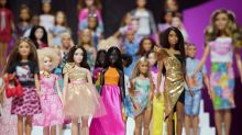 Mattel's 1Q sales shored up by Hot Wheels and Barbie
