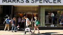 Marks & Spencer shares dive 10% as wasted food holds back recovery