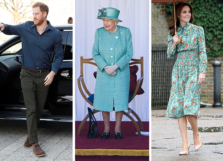 What Is Queen Elizabeth's Height? The Royal Family Members' Heights, from Tallest to Shortest