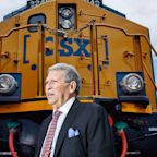 CSX CEO Hunter Harrison Dies at 73, Company Confirms