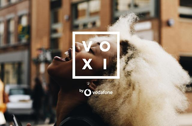 Vodafone's Voxi SIMs come with 'free' social media data